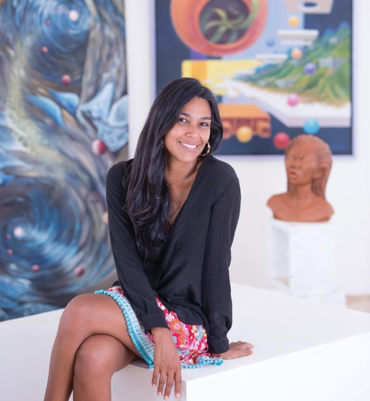 Maria Garcia - Galerie d'art K'an