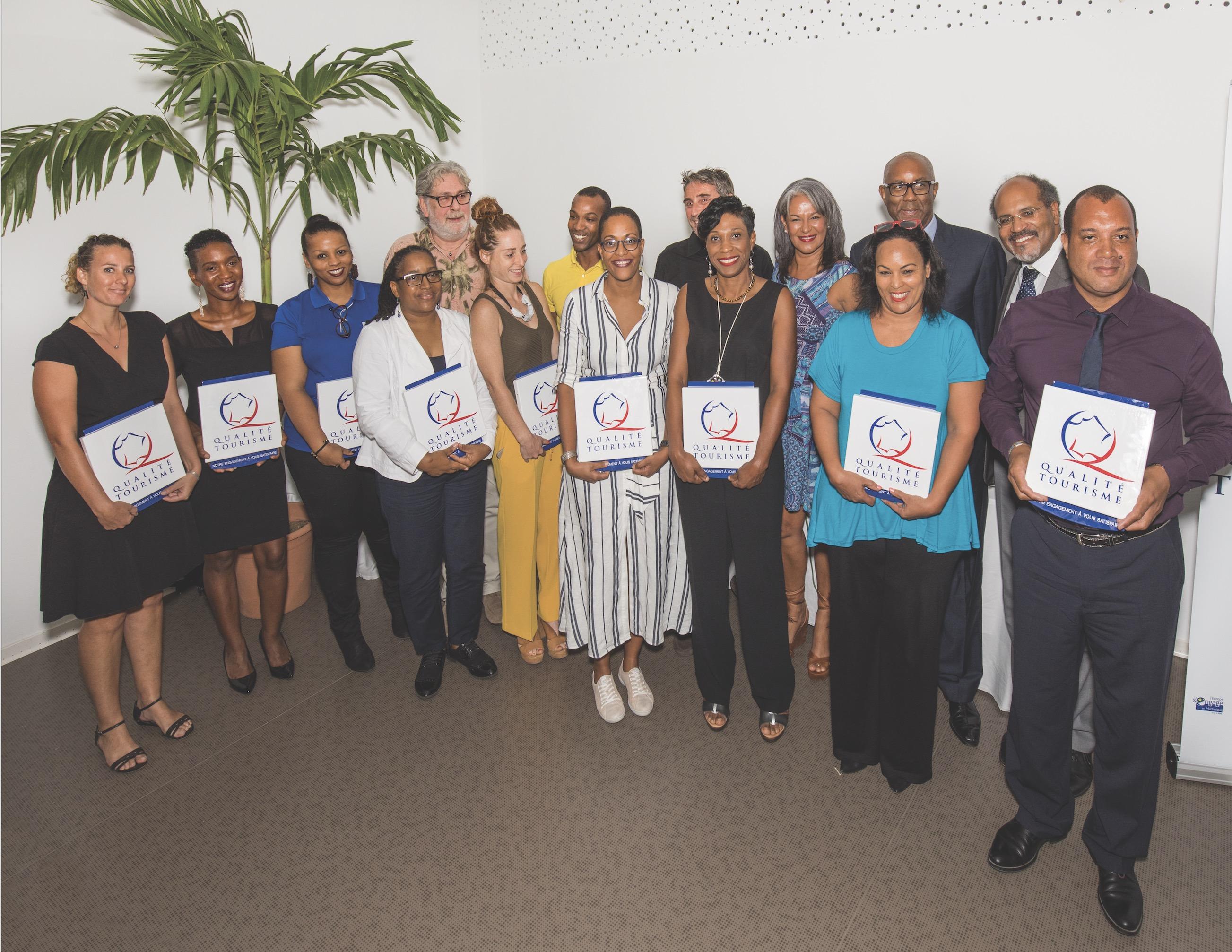 CCIM, la marque Qualité Tourisme donne le LA