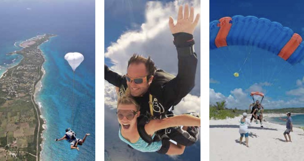 Caraïbe parachutisme 2