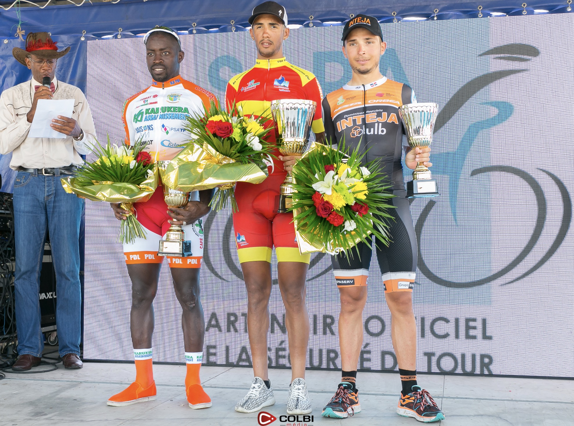 SARA énergies nouvelles, 68e édition du tour cycliste international de la Guadeloupe UCI classe 2.2