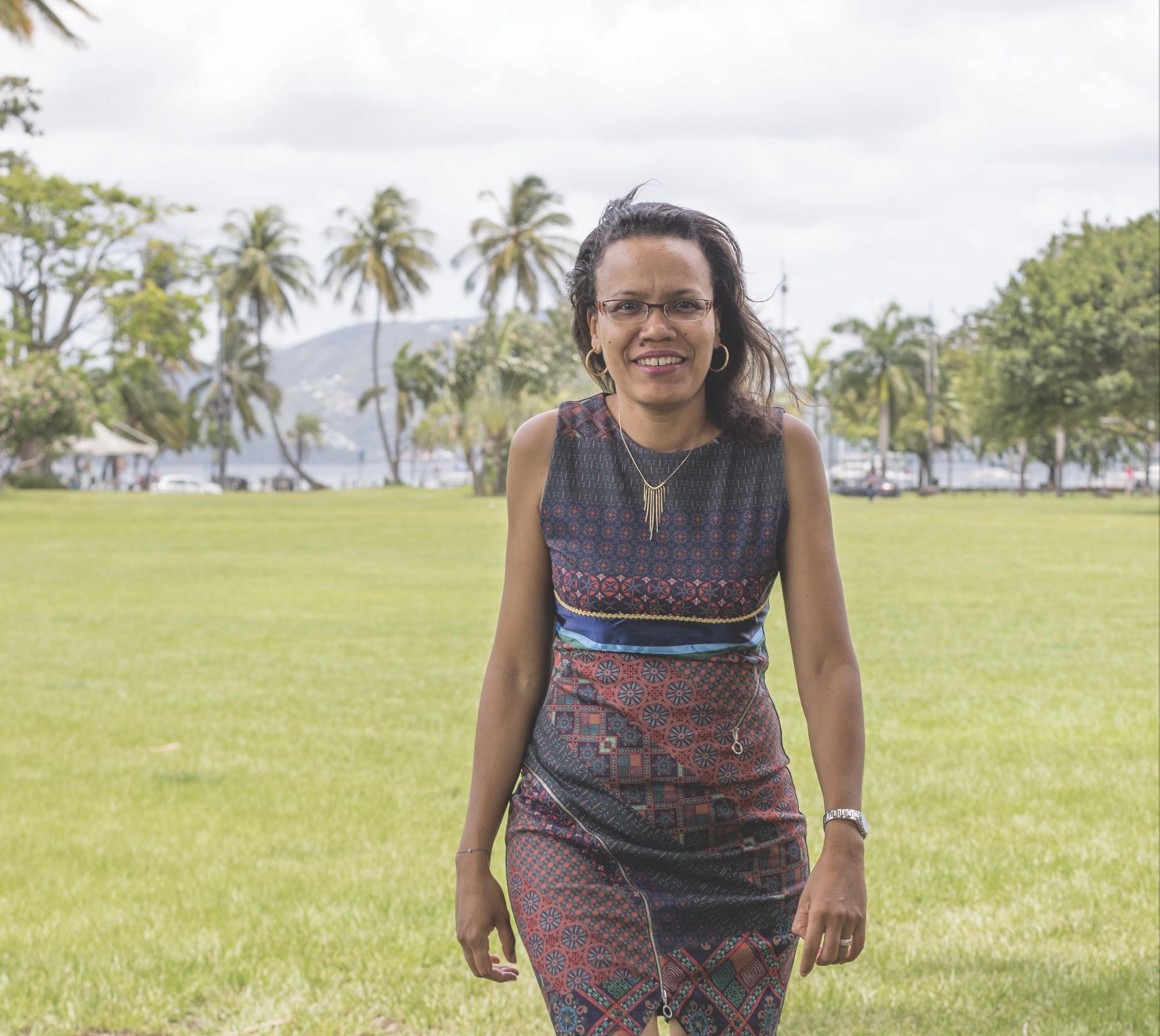 Nadine Renard : réenchanter l'agriculture