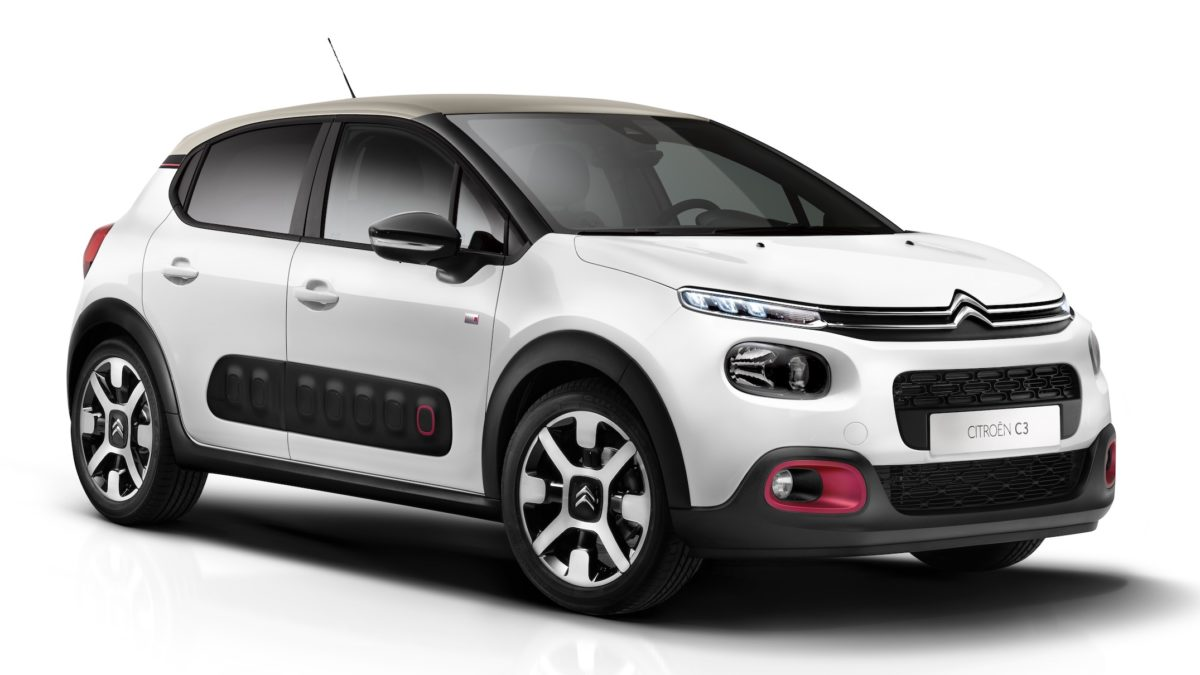 Série spéciale Citroën C3 ELLE