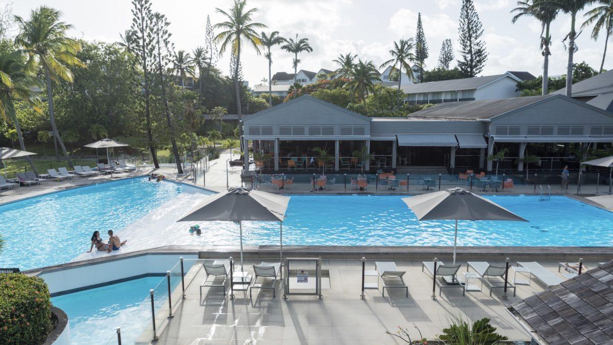 Le quatre étoiles de la Guadeloupe : La Créole Beach Hôtel & Spa ****
