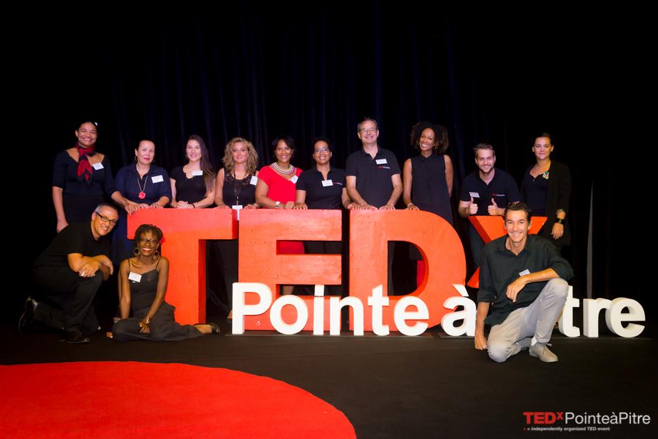 TEDx Pointe à Pitre : des idées pour changer le monde