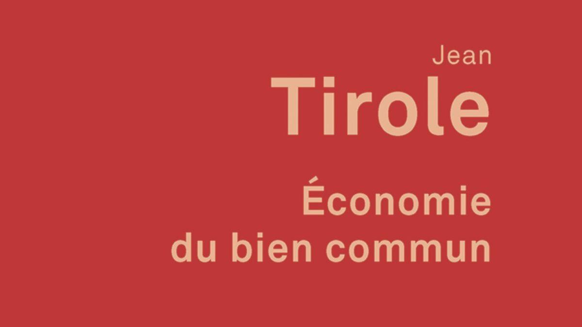 """En librairie """"Economie du bien commun"""""""