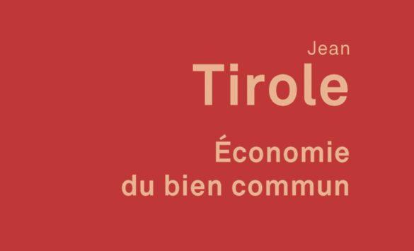 en librairie Economie du bien commun 1