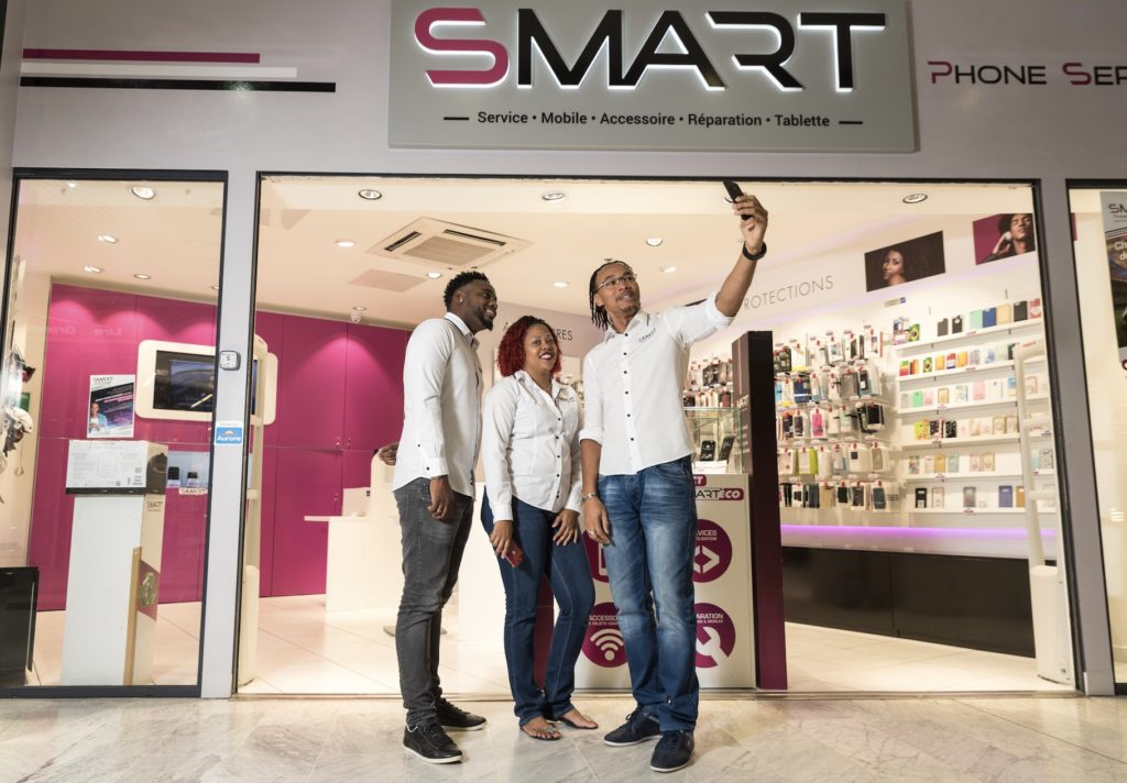 smart phone services martinique guadeloupe