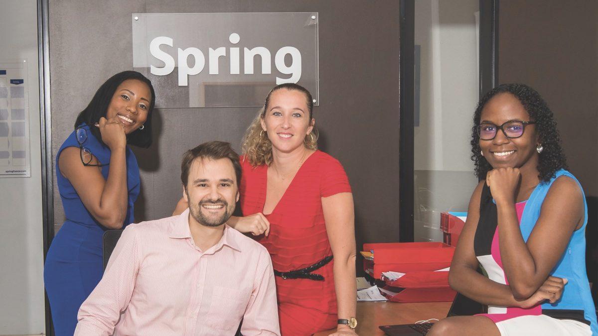 Spring Martinique: expert en recrutement