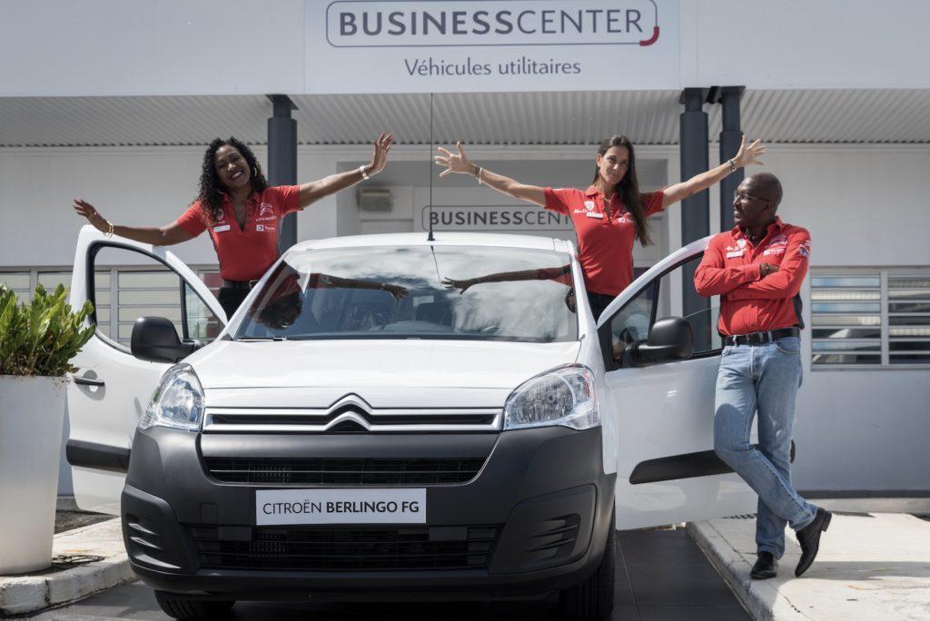 Citroën Entreprises guadeloupe