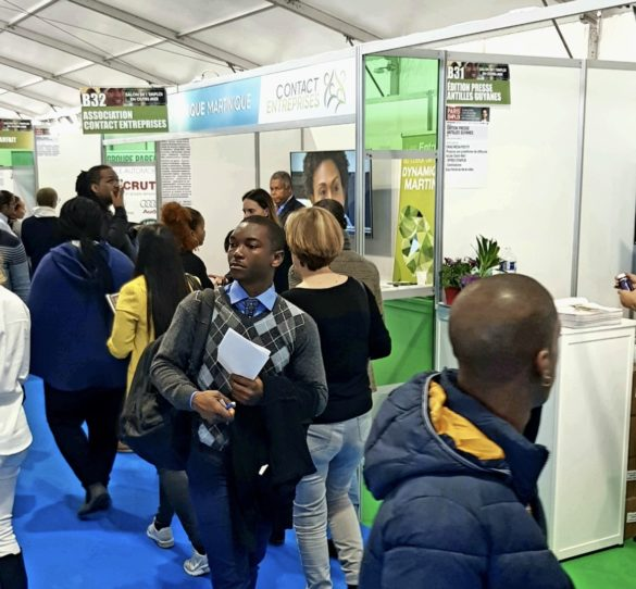 Contact-Entreprises Martinique Paris pour l'emploi
