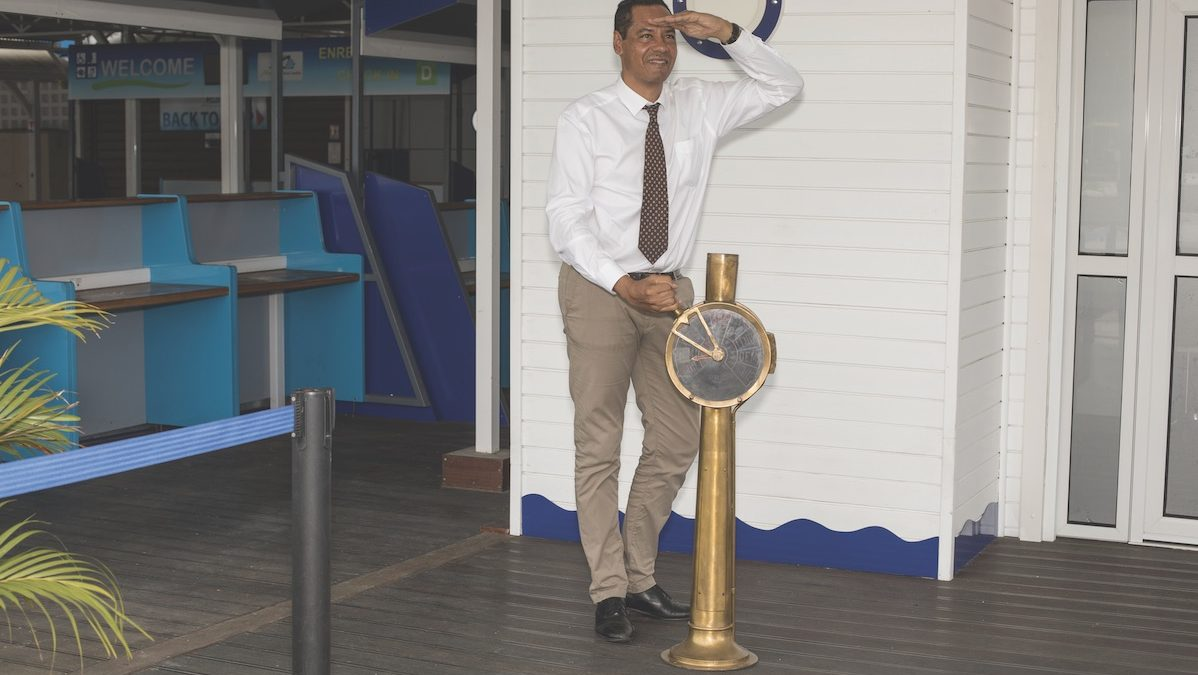 Grand Port Maritime de La Martinique: la performance au service du territoire