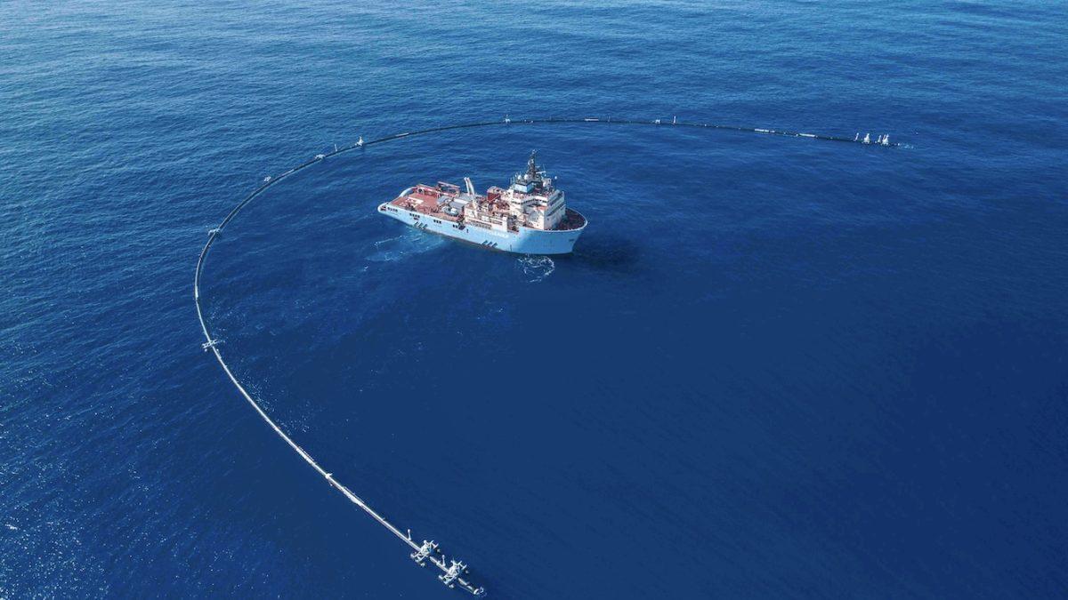 Ocean Clean Up: changer le monde