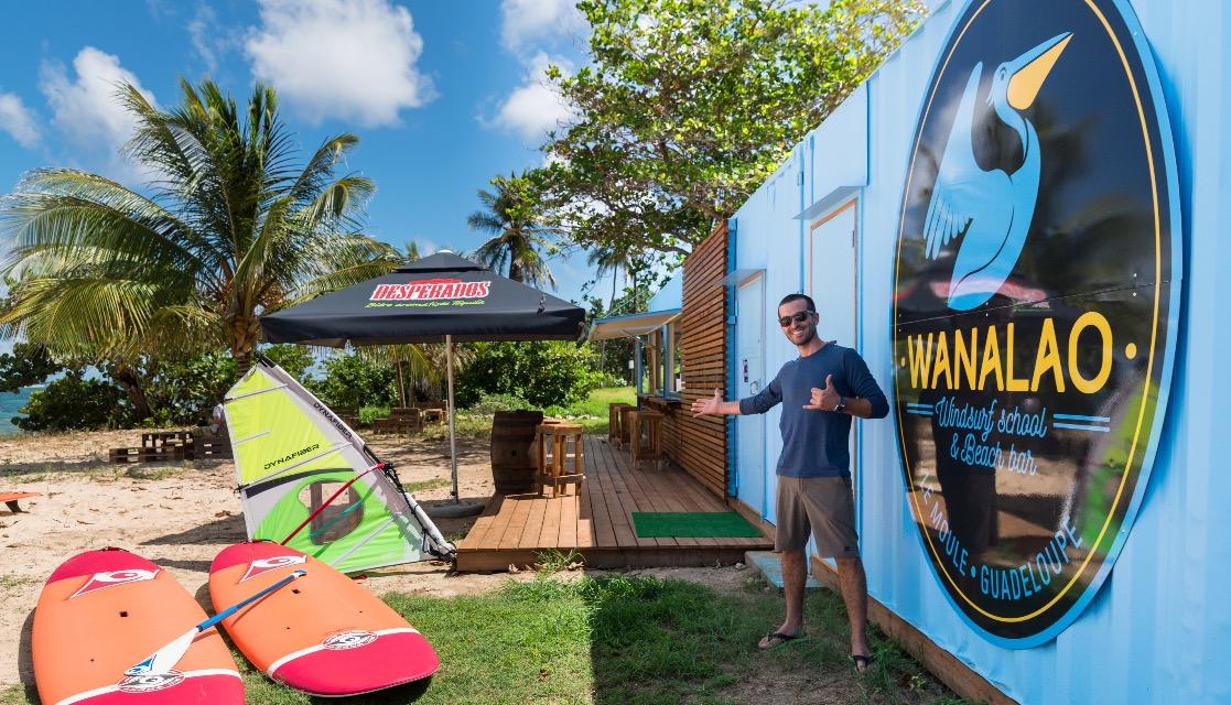 Réseau Entreprendre Guadeloupe: le Wanalao, le pari réussi d'un lauréat