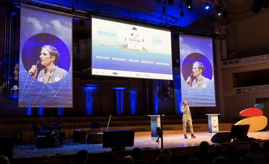 Biennale Réseau Entreprendre 2018 à Bruxelles : un événement unique à l'image de l'ADN du Réseau