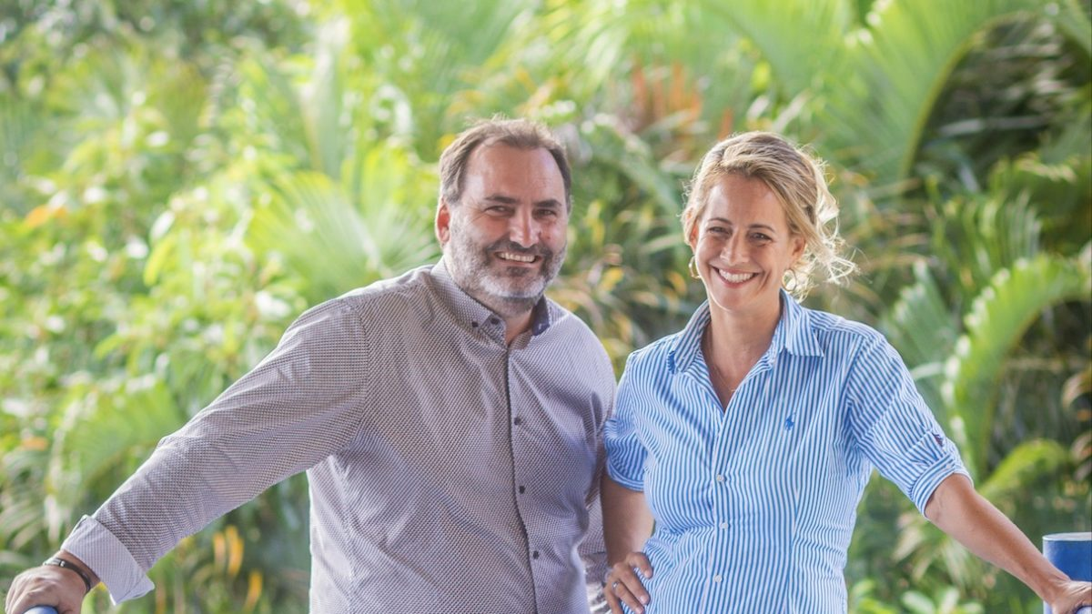 Christelle Hue & Arnold Morere, mandataires Expertimo : l'immo pour Les « Pro » !