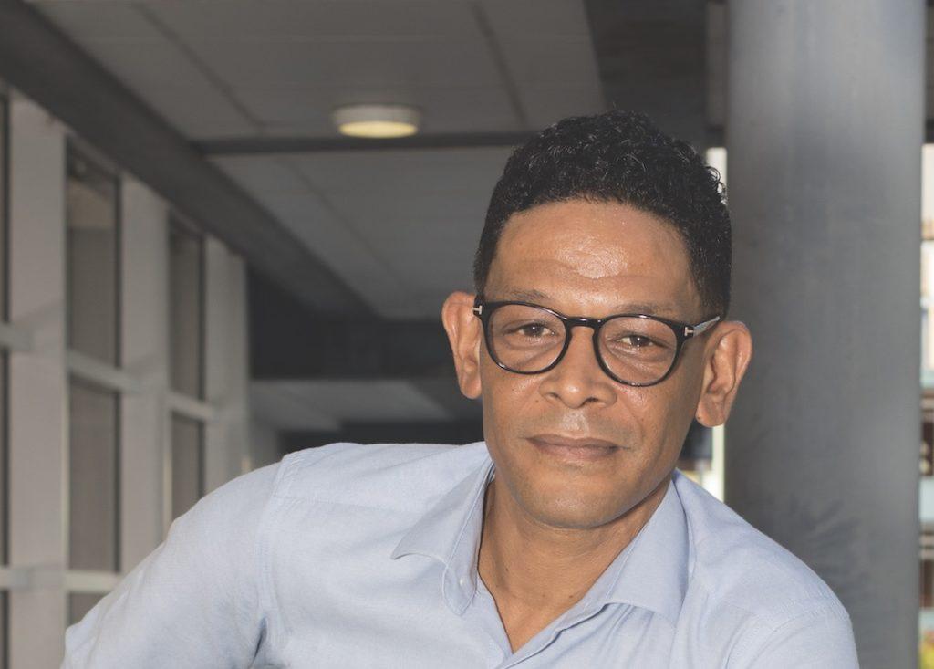 Jean-Philippe Nilor - président Institut Martiniquais du Sport