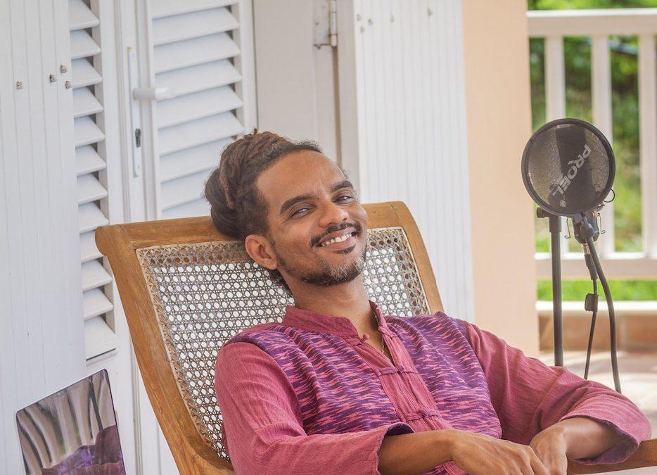 Sébastien Drumeaux: artiste caribéen expérimentateur