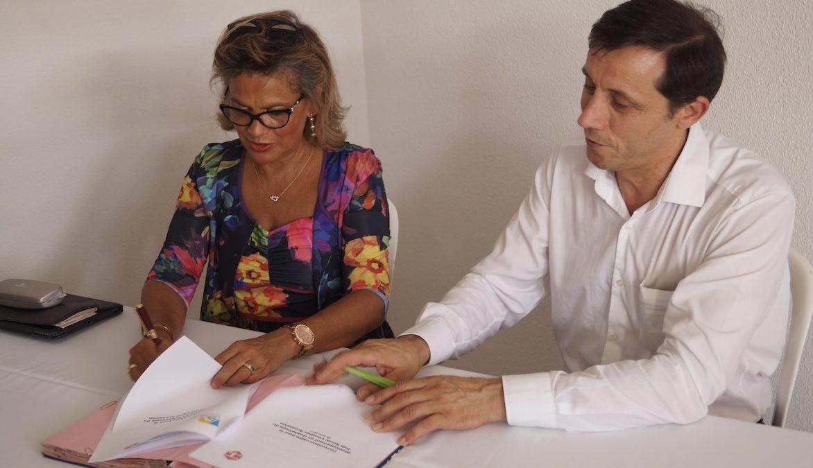 SCP HLM de Guadeloupe et SEMSAMAR: coopération pour l'accession à la propriété