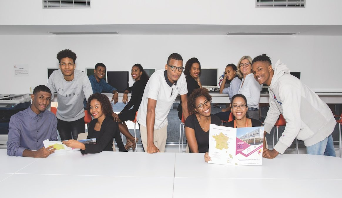 EGC Martinique : une école ancrée dans son territoire