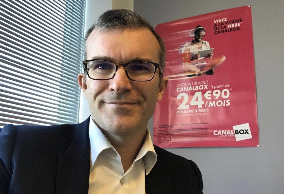 Canal + Télécom : fibre Optique, tout s'accélère