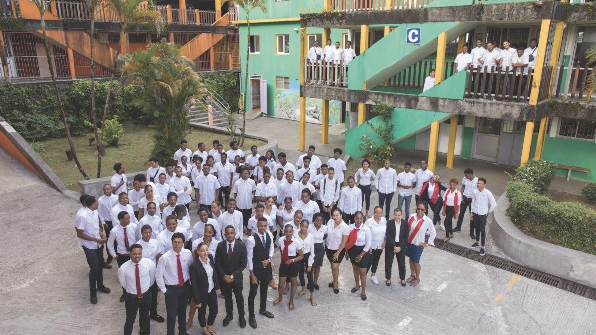 AMEP Martinique : préparer les jeunes à l'avenir