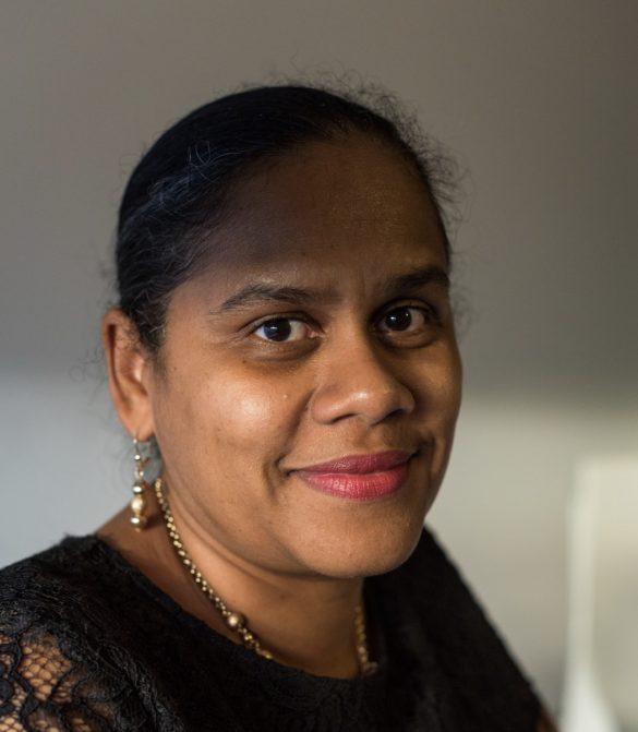 Catherine Romuald, directrice générale adjointe de l'insertion