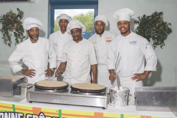 La Bonne Crêpe Martiniquaise, ambassadeur gastronomique