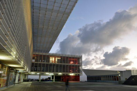 Le Campus de fouillole est l'un des trois campus du pôle Guadeloupe de l'Université des Antilles