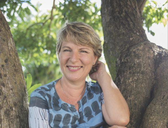 Nathalie Genelot - Réseau Entreprendre Martinique au service de la nouvelle génération