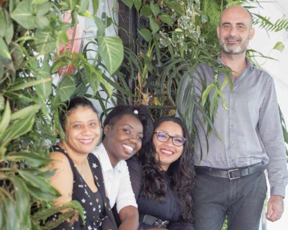 Equipe Opcalia Guyane