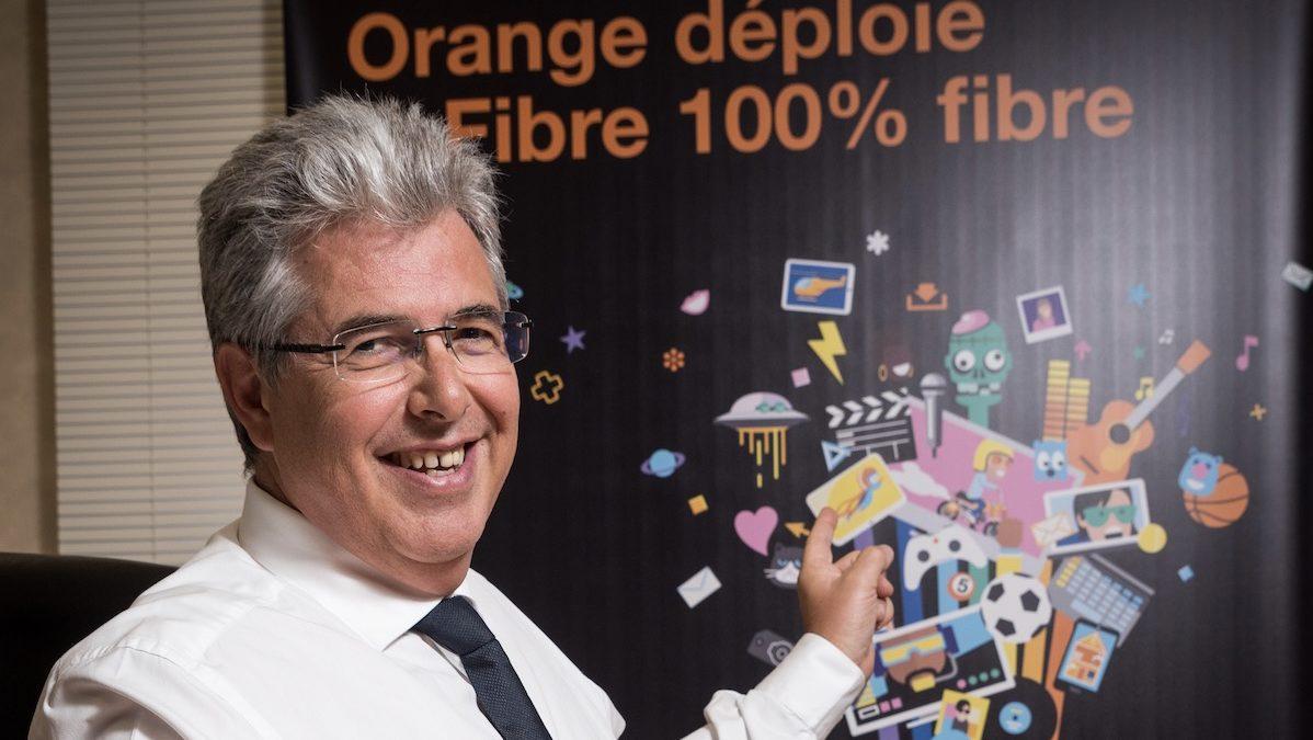 Orange : l'aménagement numérique des Antilles-Guyane