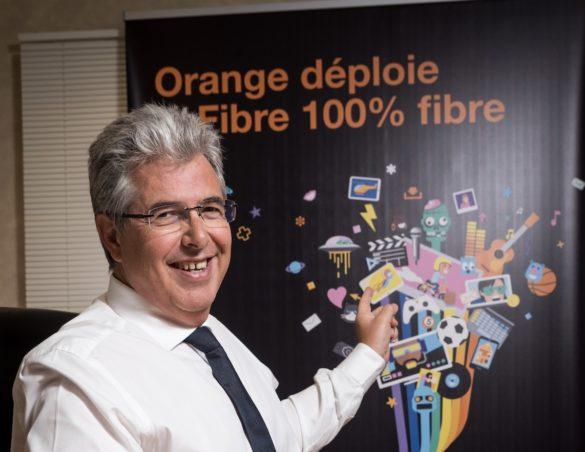 Orange l'aménagement numérique des Antilles-Guyane