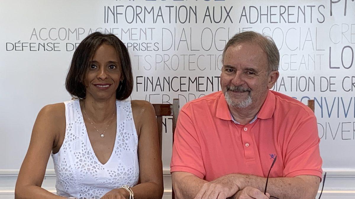 UDE-MEDEF Guadeloupe, simplifier