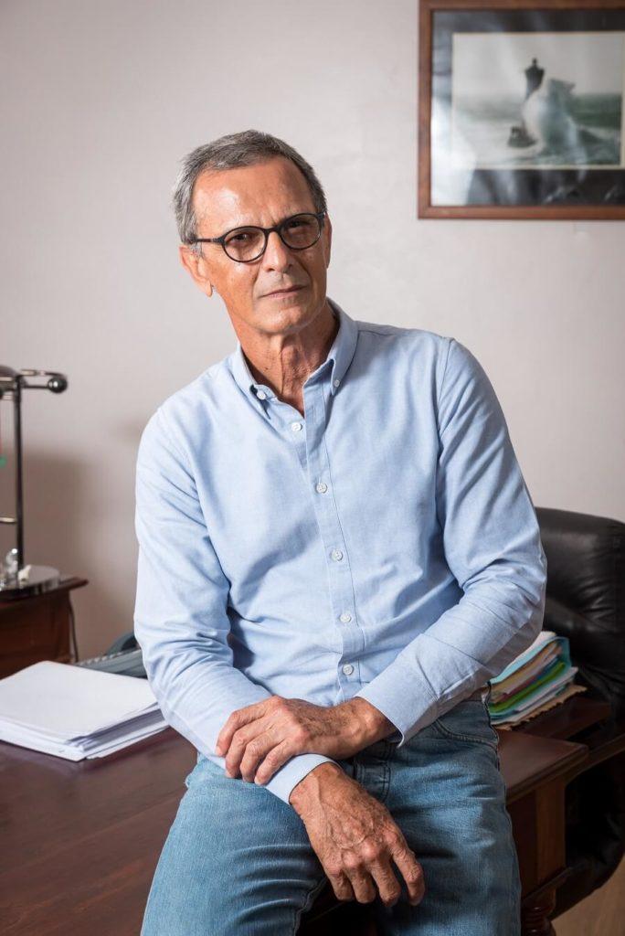 Maître Derussy du cabinet DFM en Guadeloupe