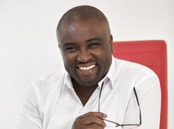Maitre Ezolété Kouassigan, avocat au barreau de Guadeloupe