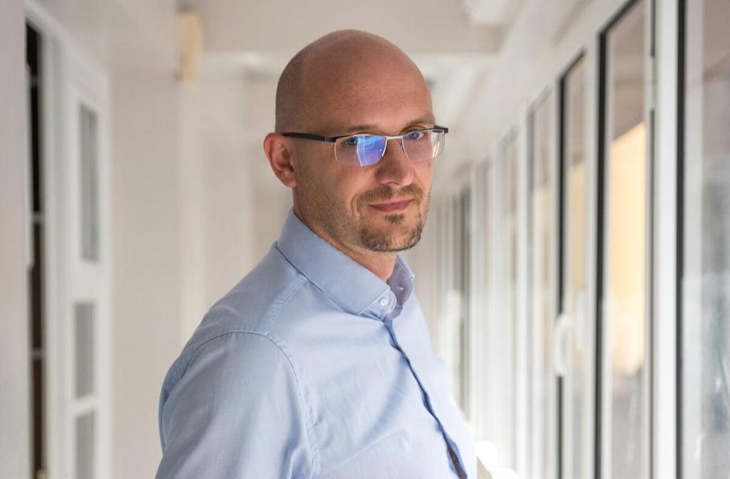 Nicolas Mollet, avocat du cabinet DFM en Guadeloupe