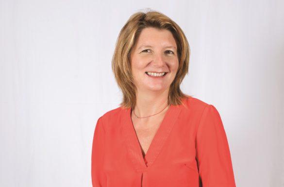 Odile Coumeau, maman entrepreneure membre du réseau Bizness Mam