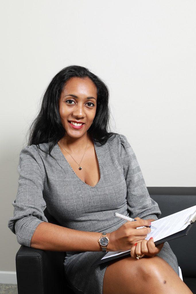 Carine Bernard, représentante en Martinique de Solutio RH