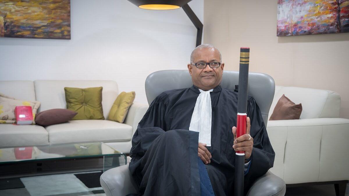 Charles Nicolas réélu bâtonnier du Barreau de Guadeloupe