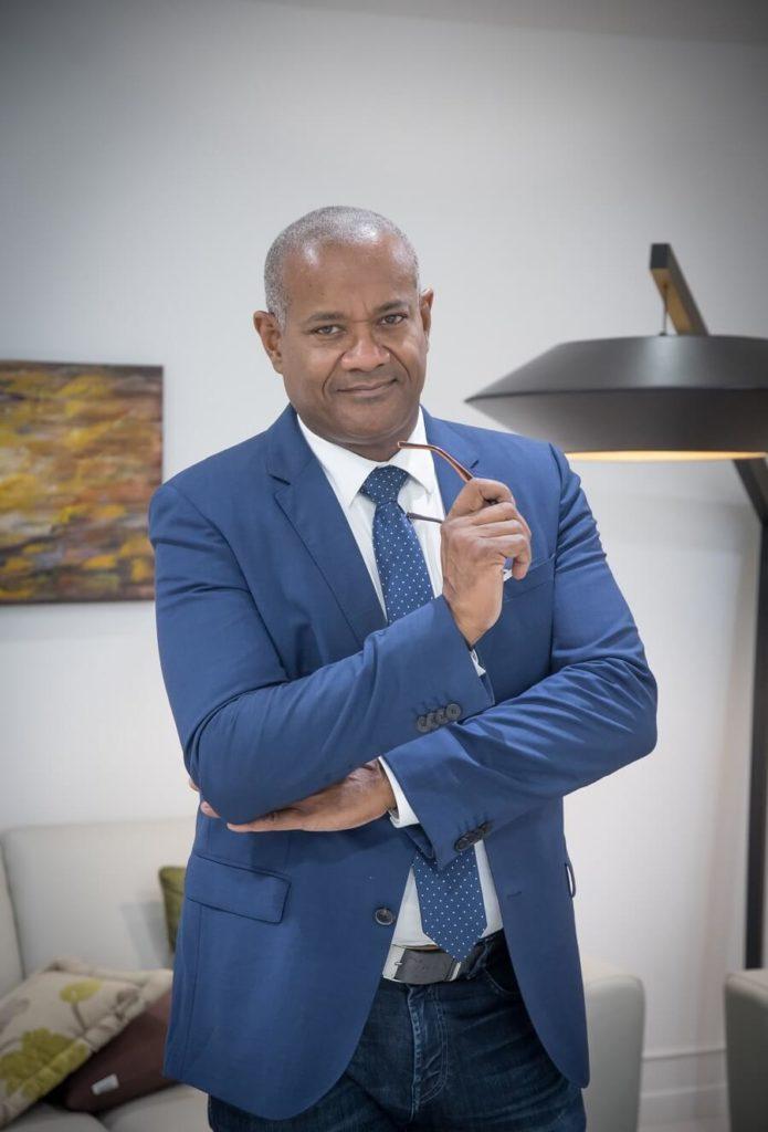 Charles Nicolas, bâtonnier 2019 de Guadeloupe