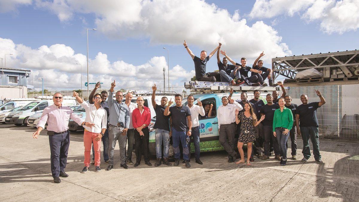 Froid Express innove sur le marché de la clim'