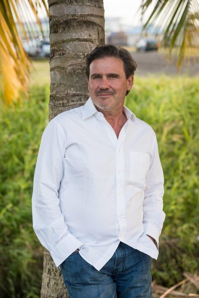 Jean-Pierre Gallice, organisateur de salons professionnels en Martinique