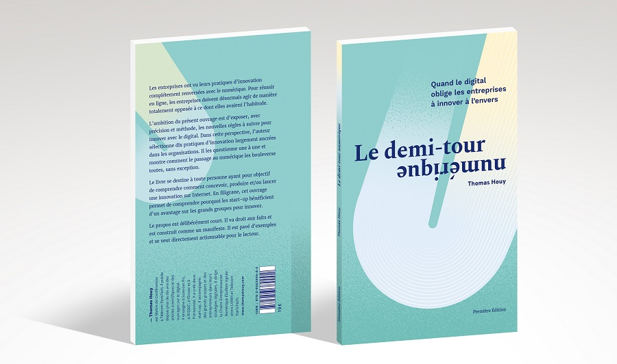 Couverture du livre Le demi-tour numérique