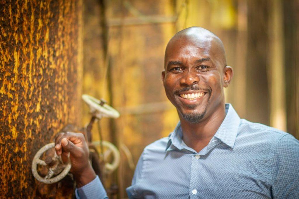 William Babeu, créateur des ateliers Mon Budget Maîtrisé