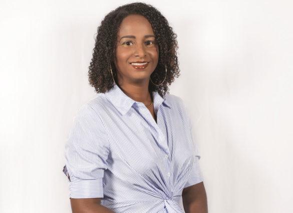 Muriel Marie-Louise, membre du réseau Bizness Mam