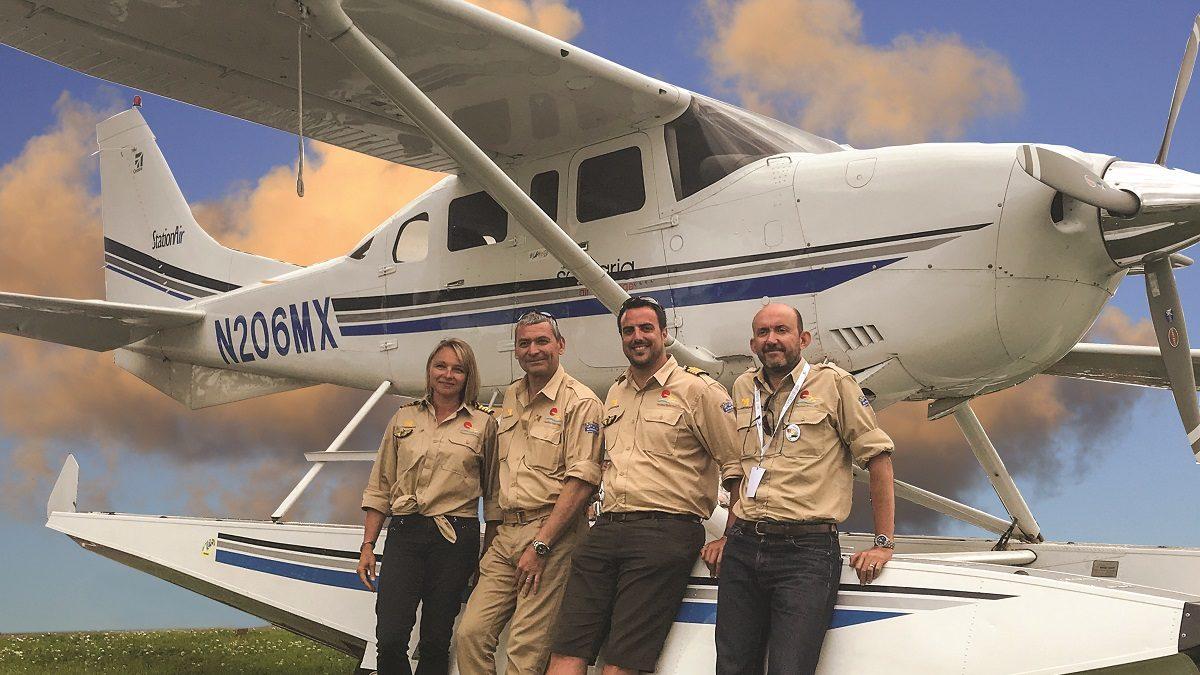 Caraïbes Hydravion : la révolution de la mobilité aérienne