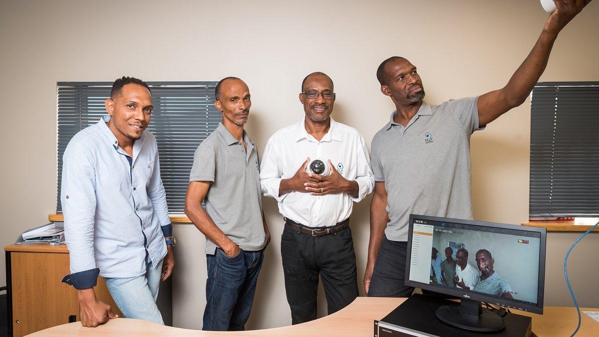La caméra IP, la vidéosurveillance intelligente par H2P System