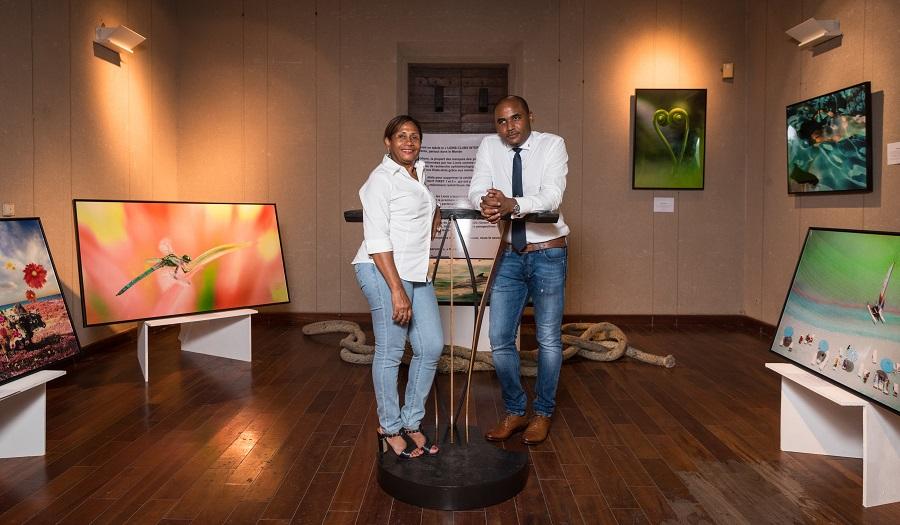 Marvyn Martol du Lions Club Antilles-Guyane