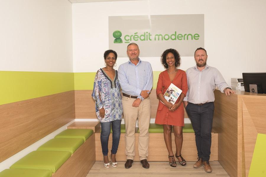 Crédit Moderne Martinique
