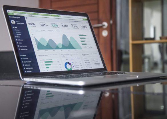 Analyse de data sur un dashboard